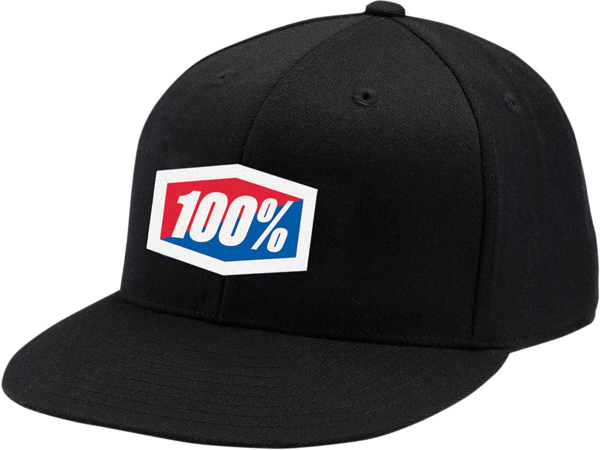 100% Essential Flex J Fit Hat
