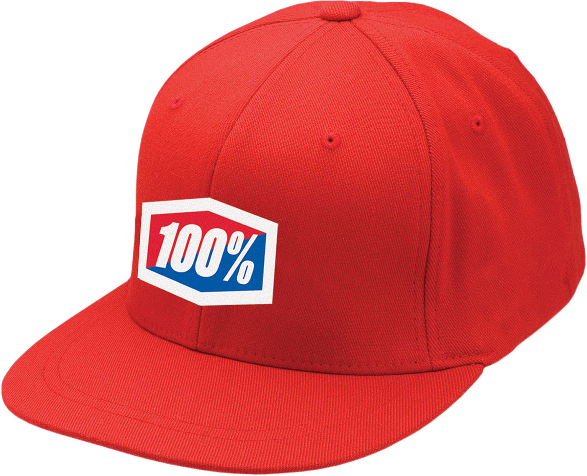 100% Essential Flex J Fit Hat