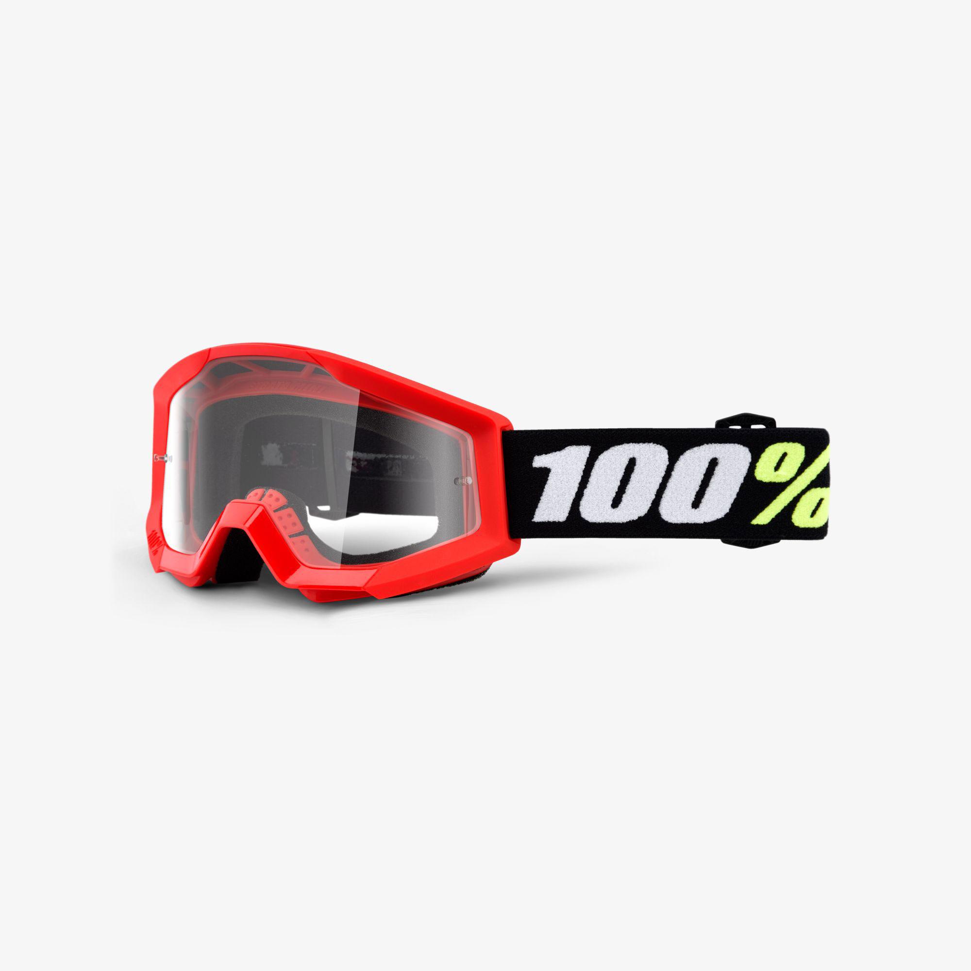 100% Kids Peewee Strata Mini Goggles