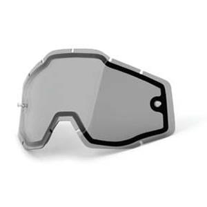 100% Dual Pane Lens for Racecraft/Accuri/Strata Goggles