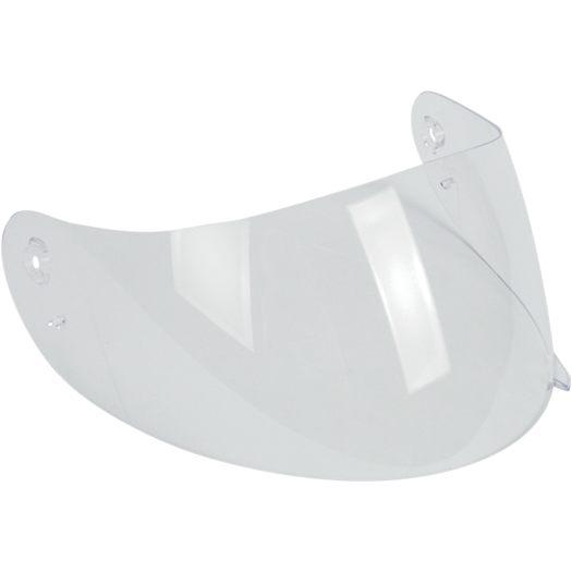 AGV Replacement Visor/Shield for K3 & K4 Helmets (Clear Anti-Scratch)