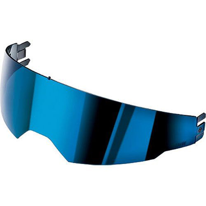 AGV Internal Sun Visor Shield for Horizon/Skyline/Stealth-SV/S4-SV (Iridium Blue)