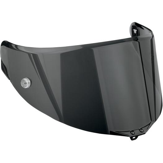 AGV Replacement Visor/Shield for Pista GP/Corsa/GT Veloce (Dark Smoke Anti-Scratch)