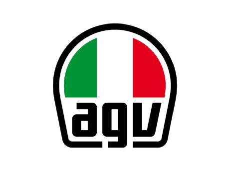AGV Replacement Breath Deflector for Pista GP/Corsa Helmets (Black)