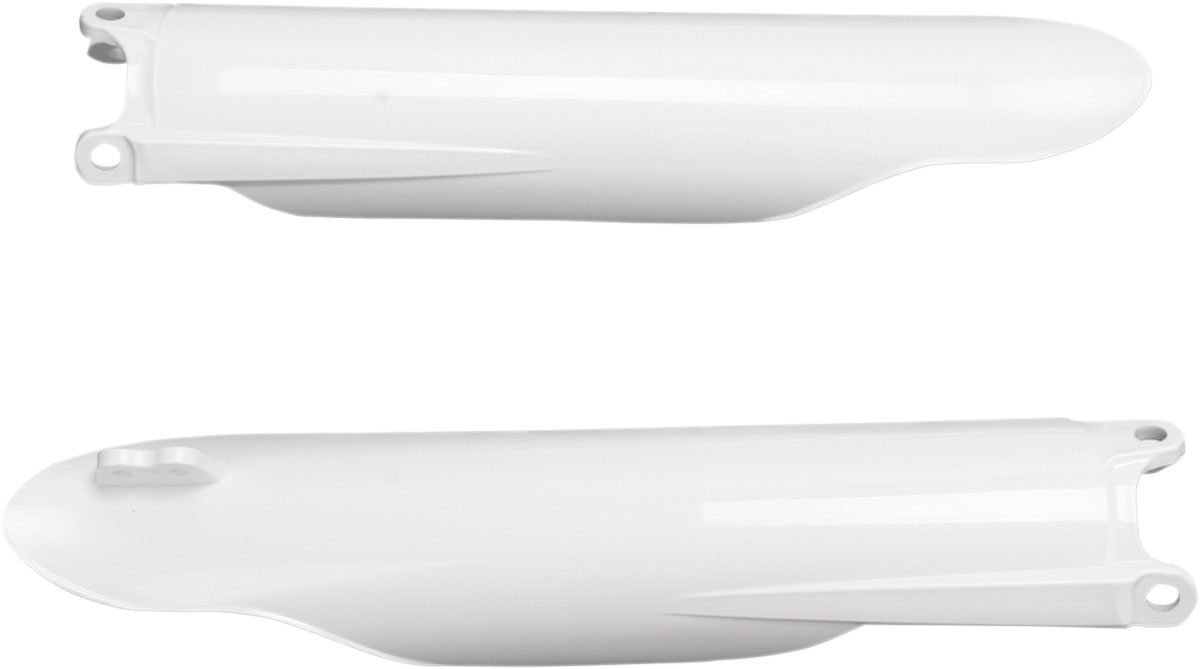 ACERBIS Lower Fork Cover Set (White)