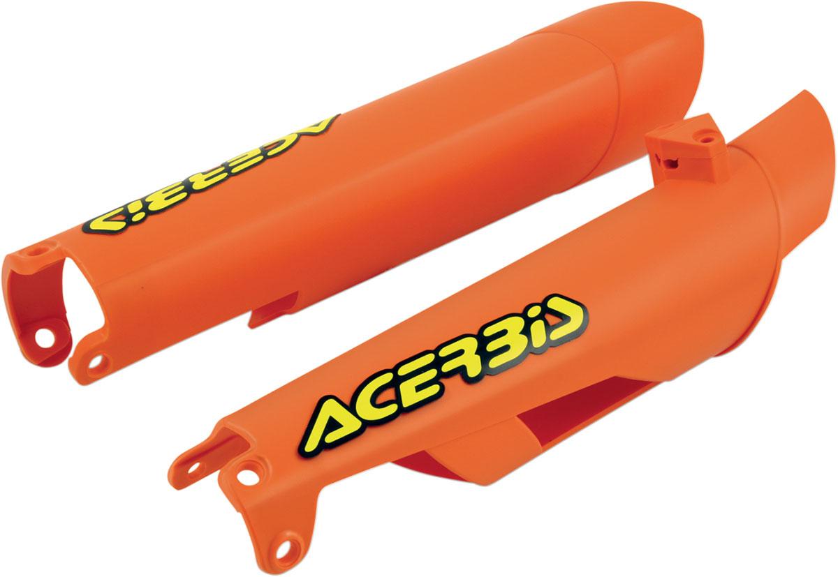 ACERBIS Lower Fork Cover Set (Orange)