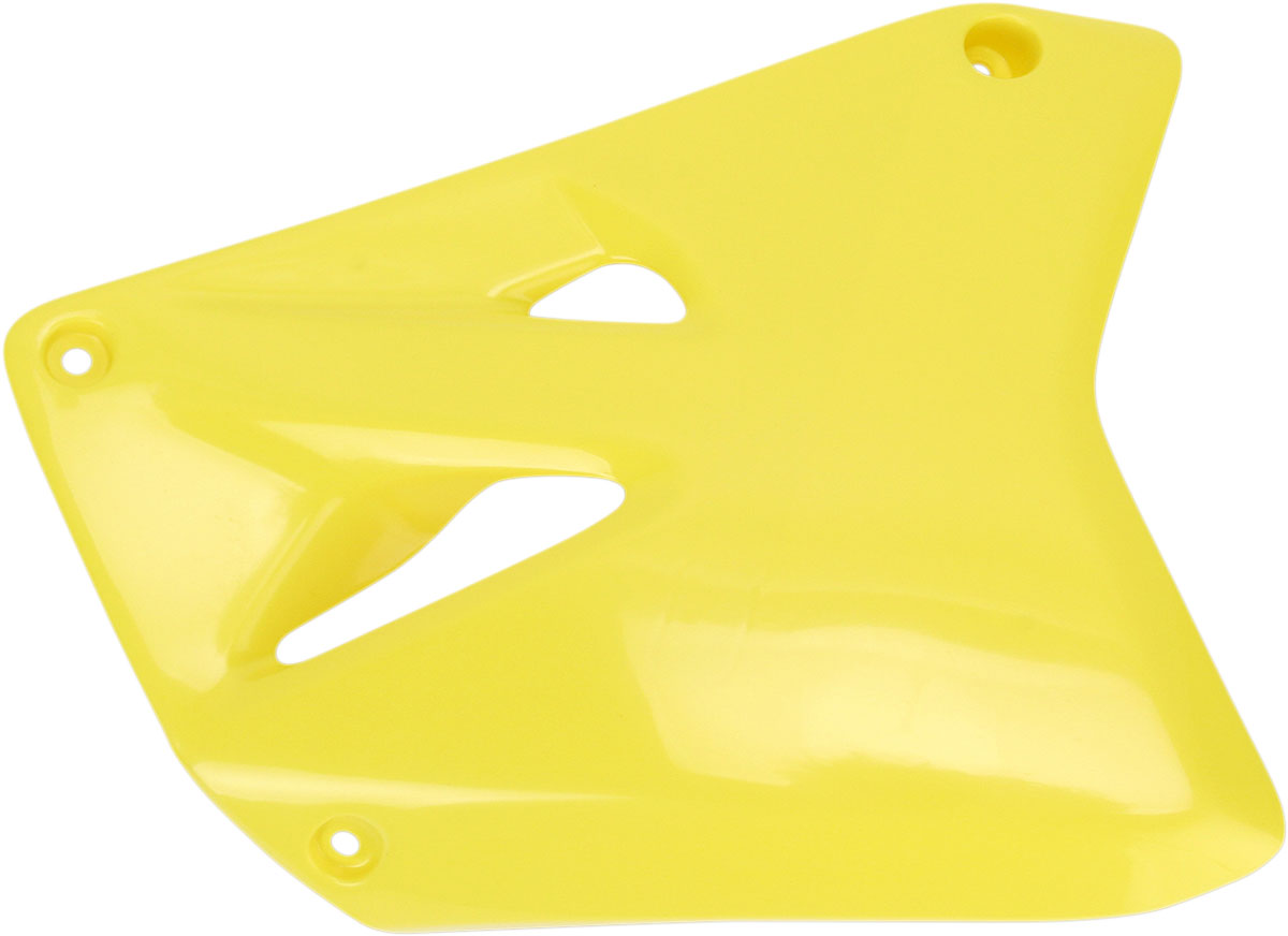 ACERBIS Radiator Shrouds/Covers (Yellow)