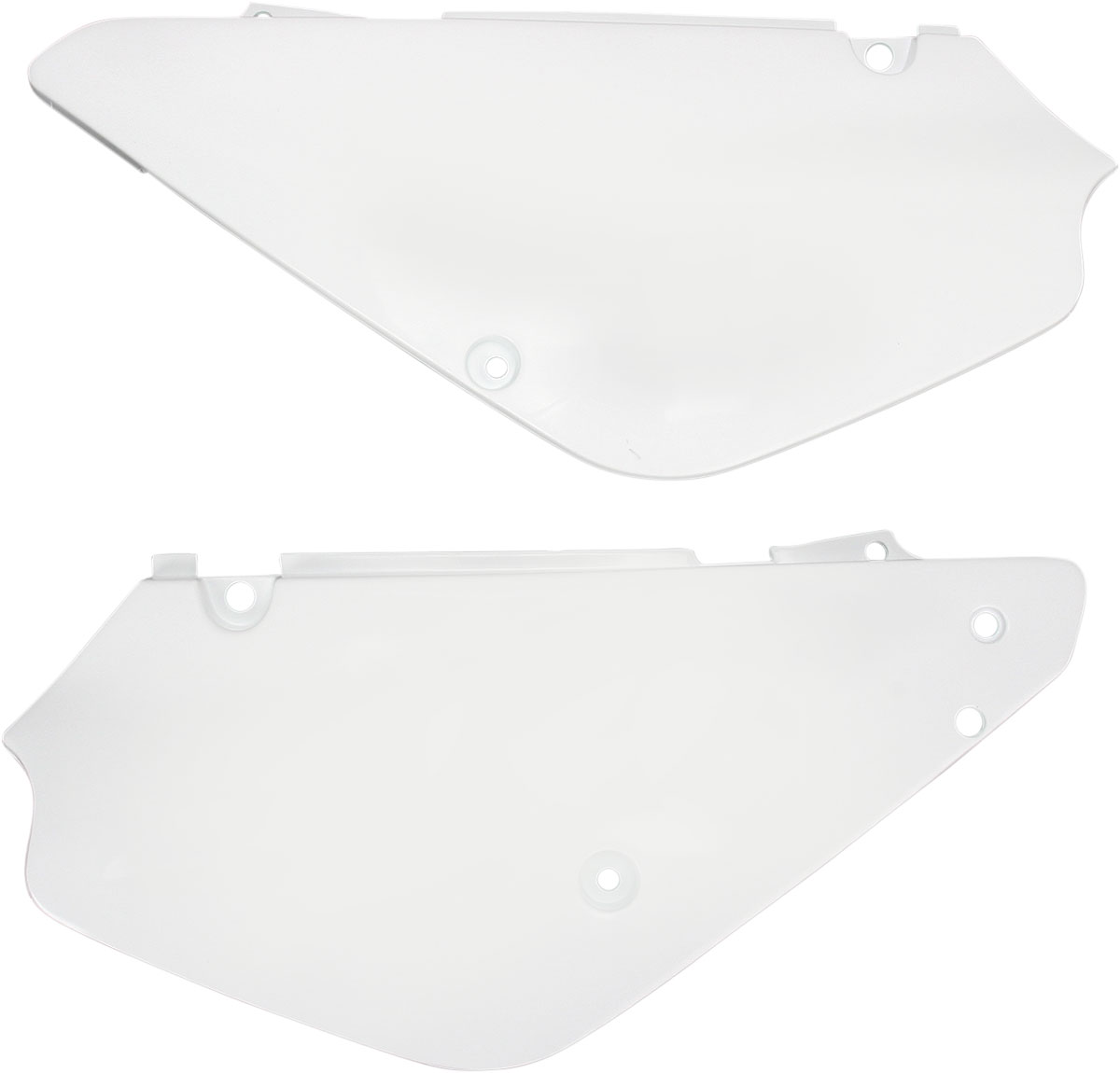 ACERBIS Side Panels (White)