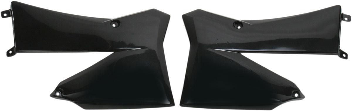 ACERBIS Radiator Shrouds/Covers (Black)
