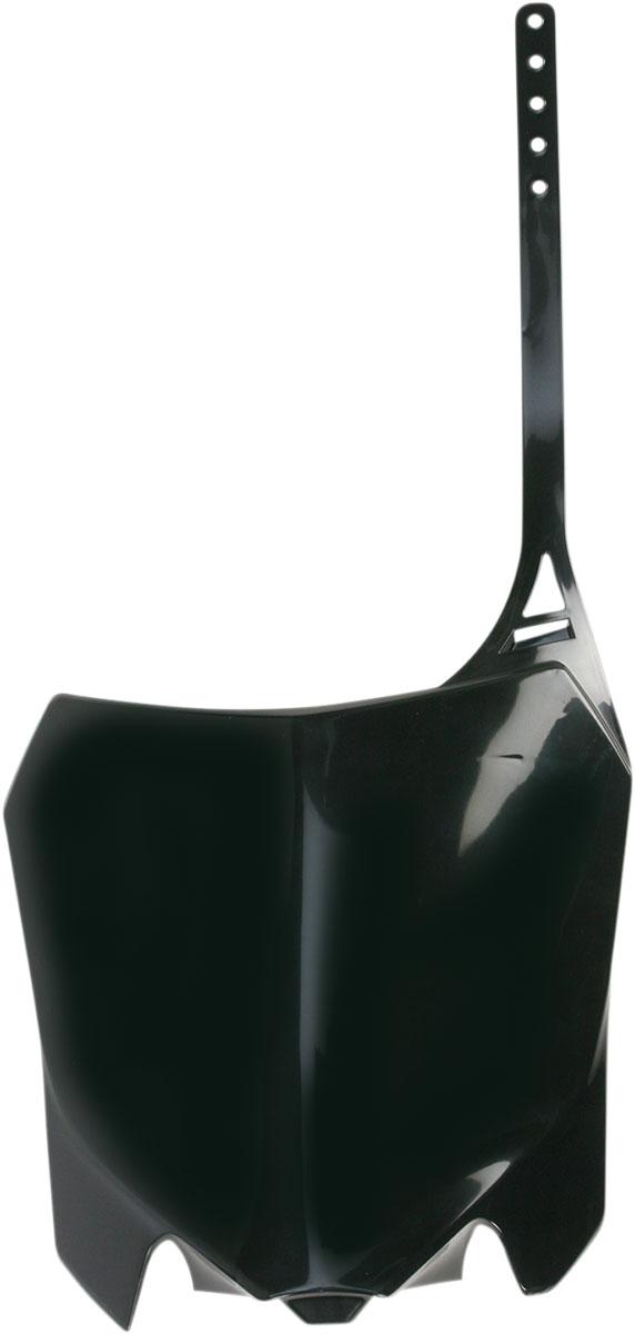 ACERBIS Front Number Plate (Black)