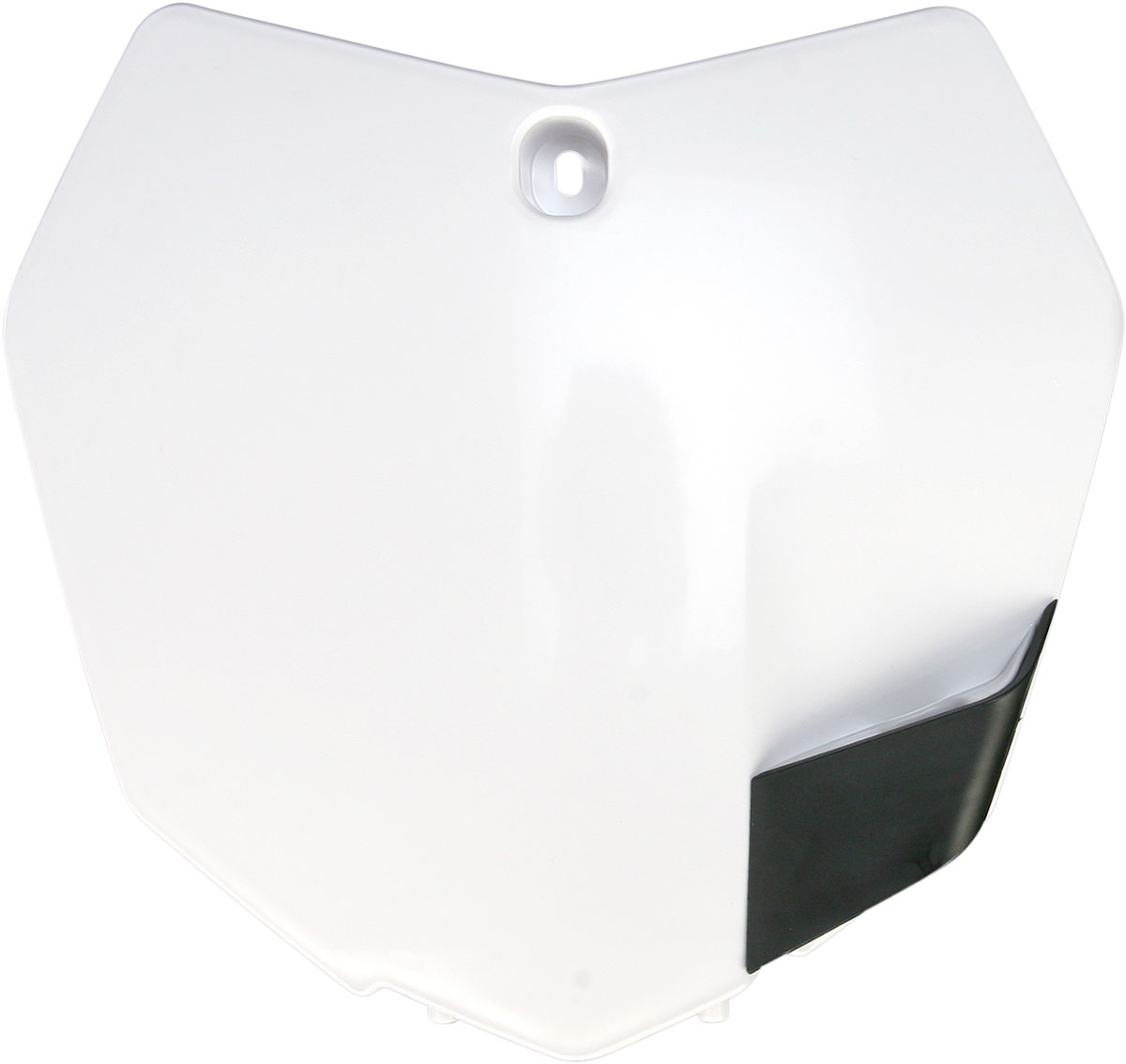 ACERBIS Front Number Plate (White)