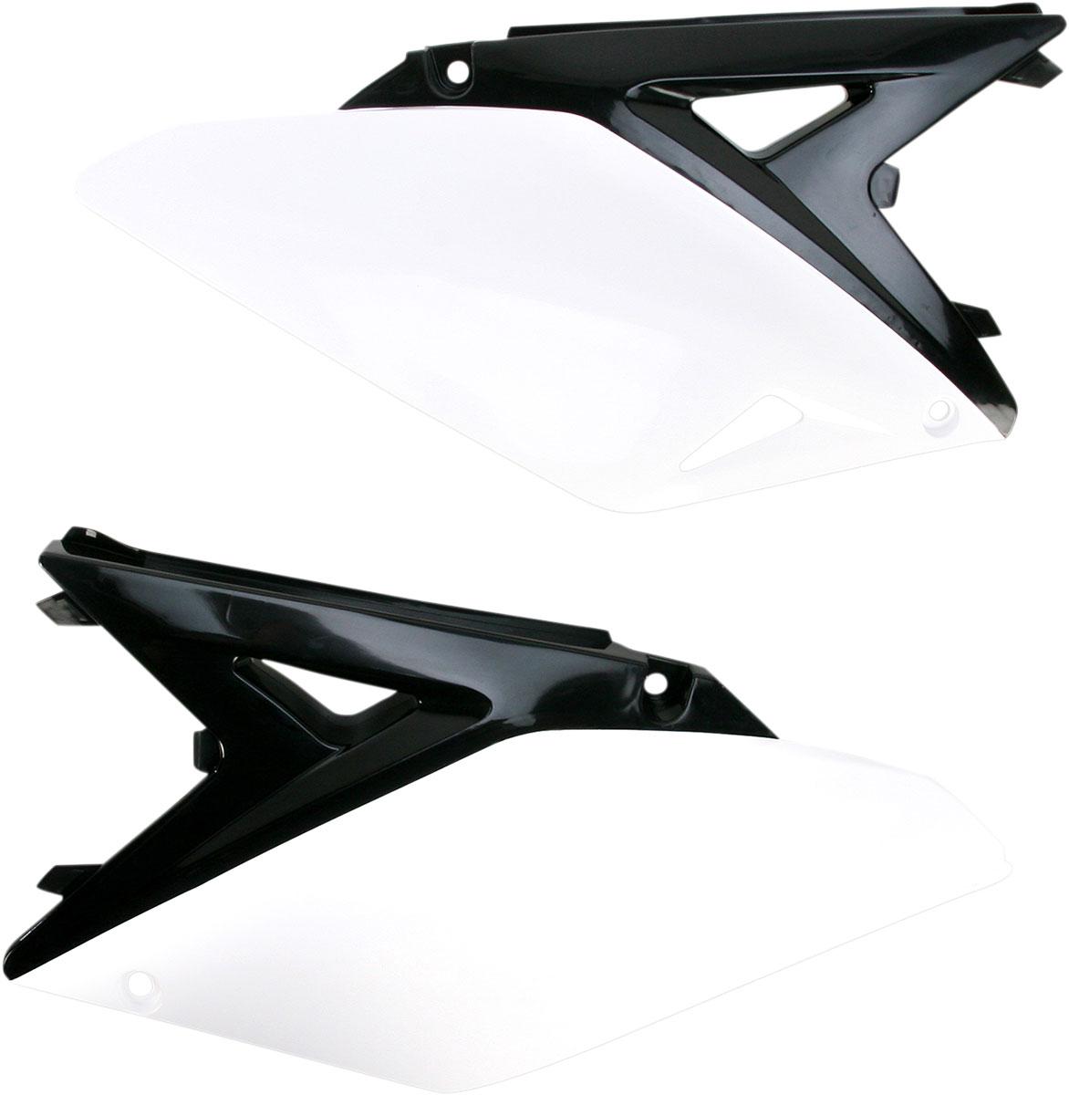 ACERBIS Side Panels (White/Black)