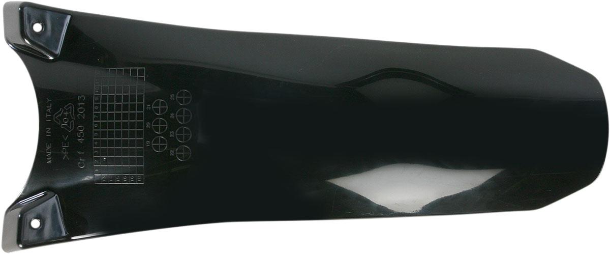 ACERBIS Airbox Mud Flap / Rear Shock Cover (Black)