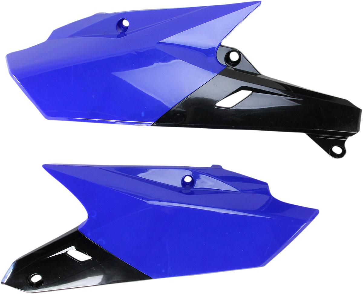 ACERBIS Side Panels (Blue/Black)