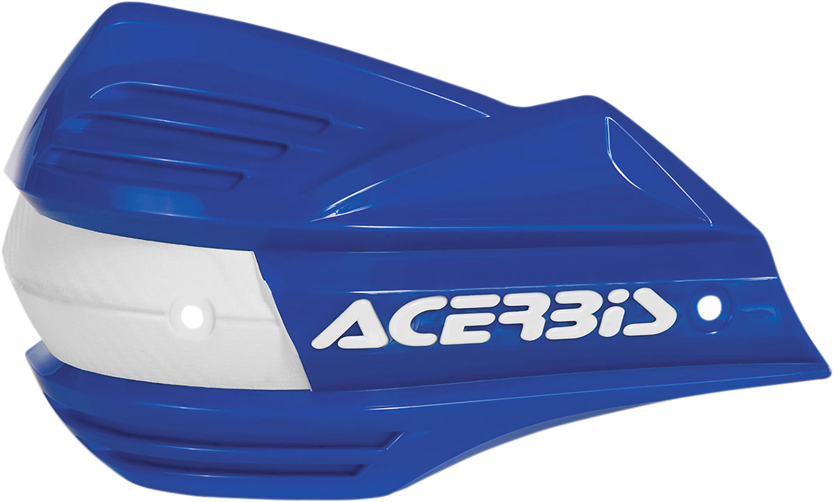 ACERBIS Replacement Plastic Shield for X-Factor Handguards (Blue)