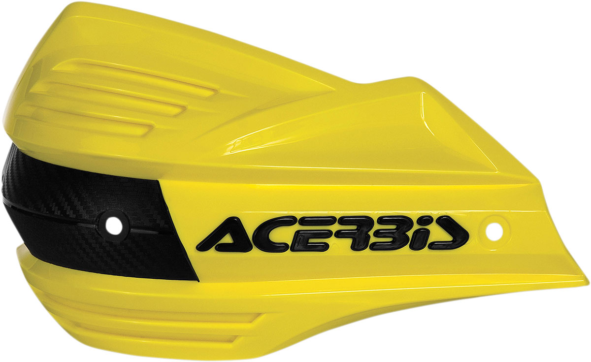 ACERBIS Replacement Plastic Shield for X-Factor Handguards (Yellow)