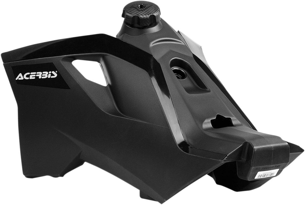 ACERBIS Large Capacity Fuel Tank 3.4 Gallon (Black)