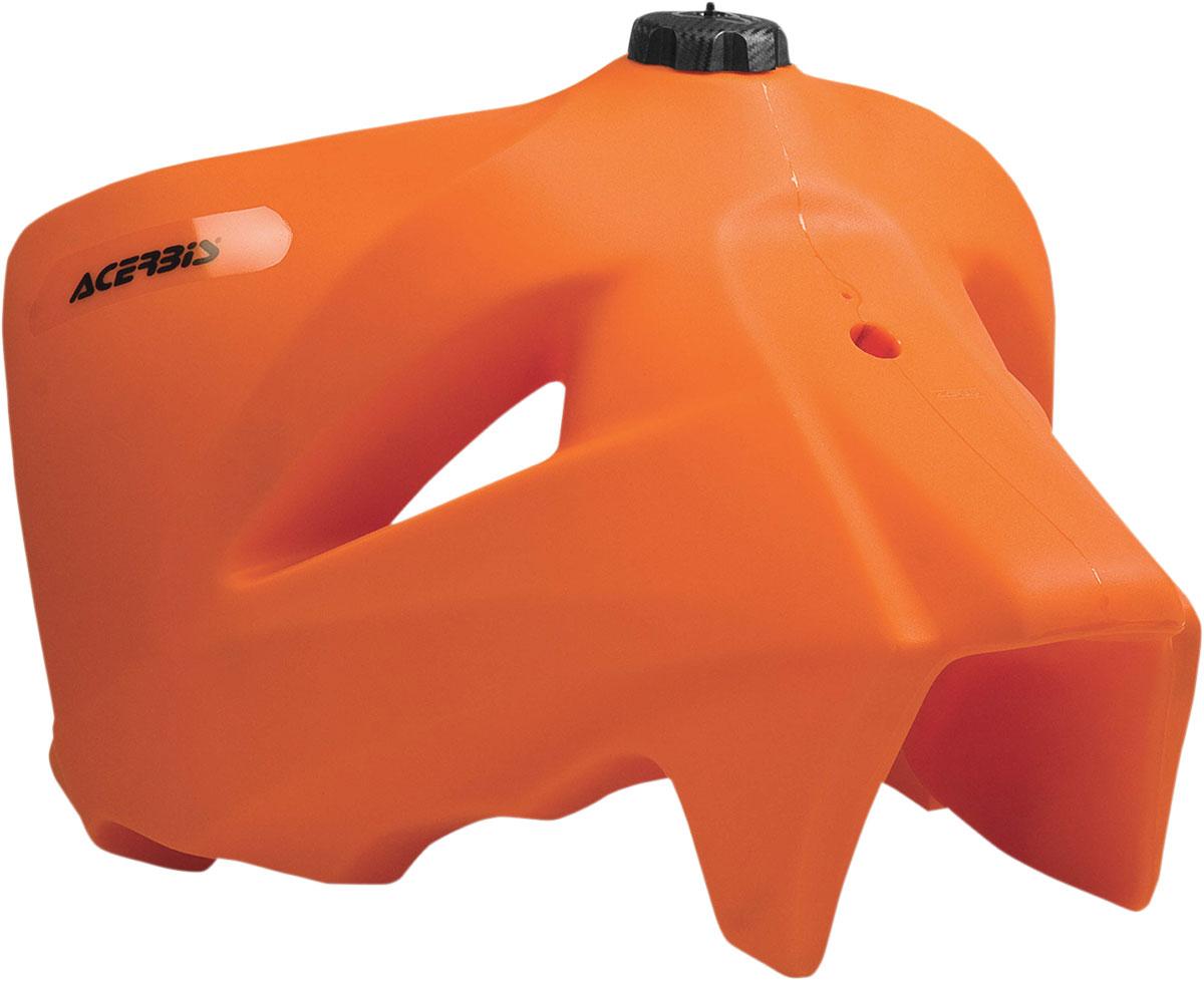 ACERBIS Large Capacity Fuel Tank 6.6 Gallon (Orange)