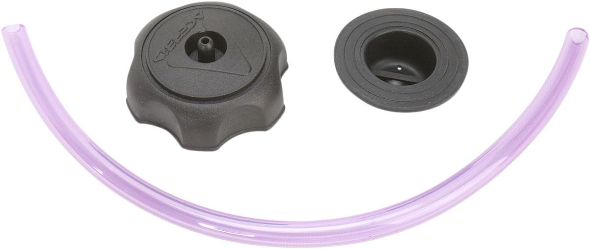 ACERBIS Small Gas/Fuel Cap for all KTM 2-strokes (except mini bikes) (Black)