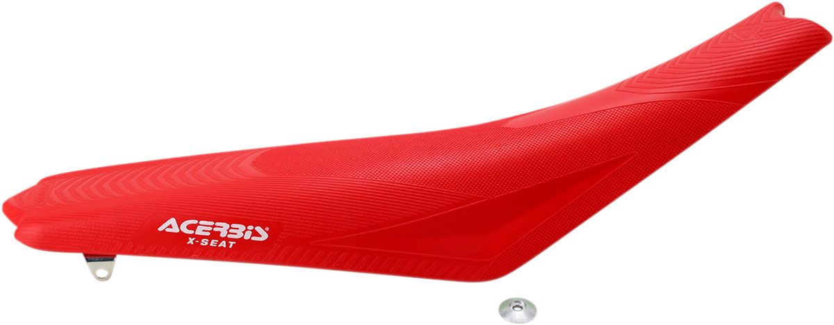 ACERBIS X-Seat One-Piece Motocross Seat (Red)
