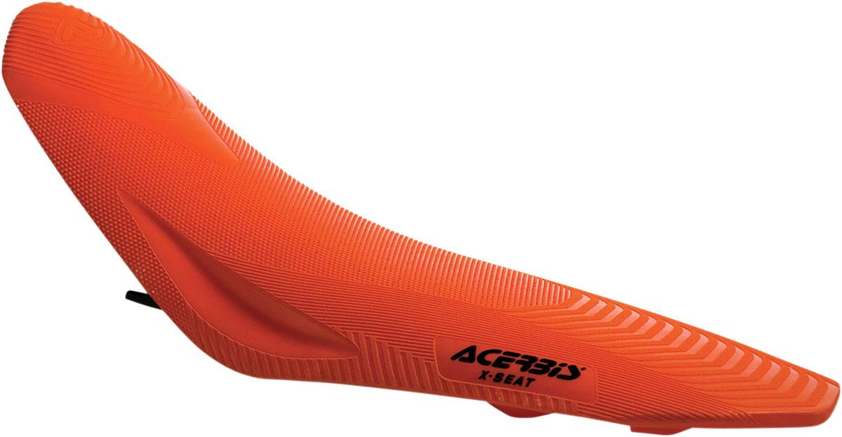 ACERBIS X-Seat One-Piece Motocross Seat (Orange)