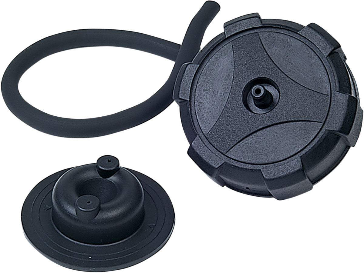 ACERBIS Large Gas/Fuel Cap for Acerbis Fuel Tanks (Black)