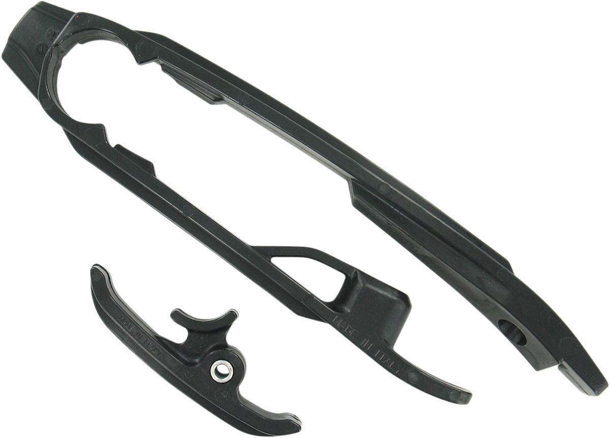 ACERBIS Swingarm-Mounted Chain Slider (Black)