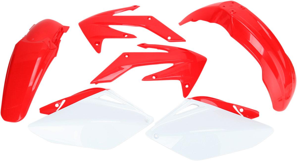 ACERBIS Standard Plastic Kit (Red OEM '08)