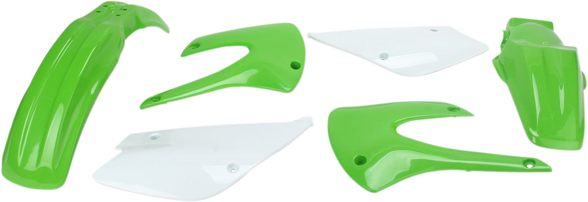 ACERBIS Standard Plastic Kit (Green OEM '12)
