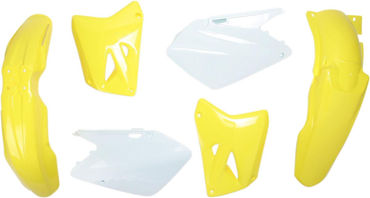 ACERBIS Standard Plastic Kit (Yellow OEM '08)