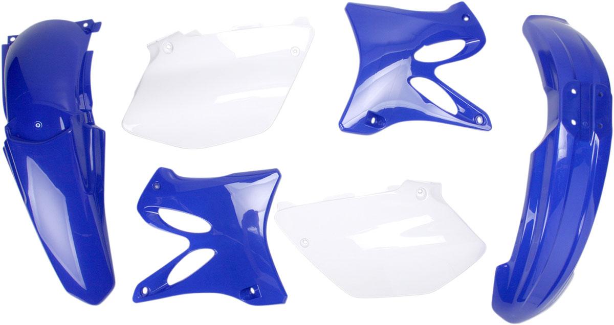 ACERBIS Standard Plastic Kit (Blue OEM '12)