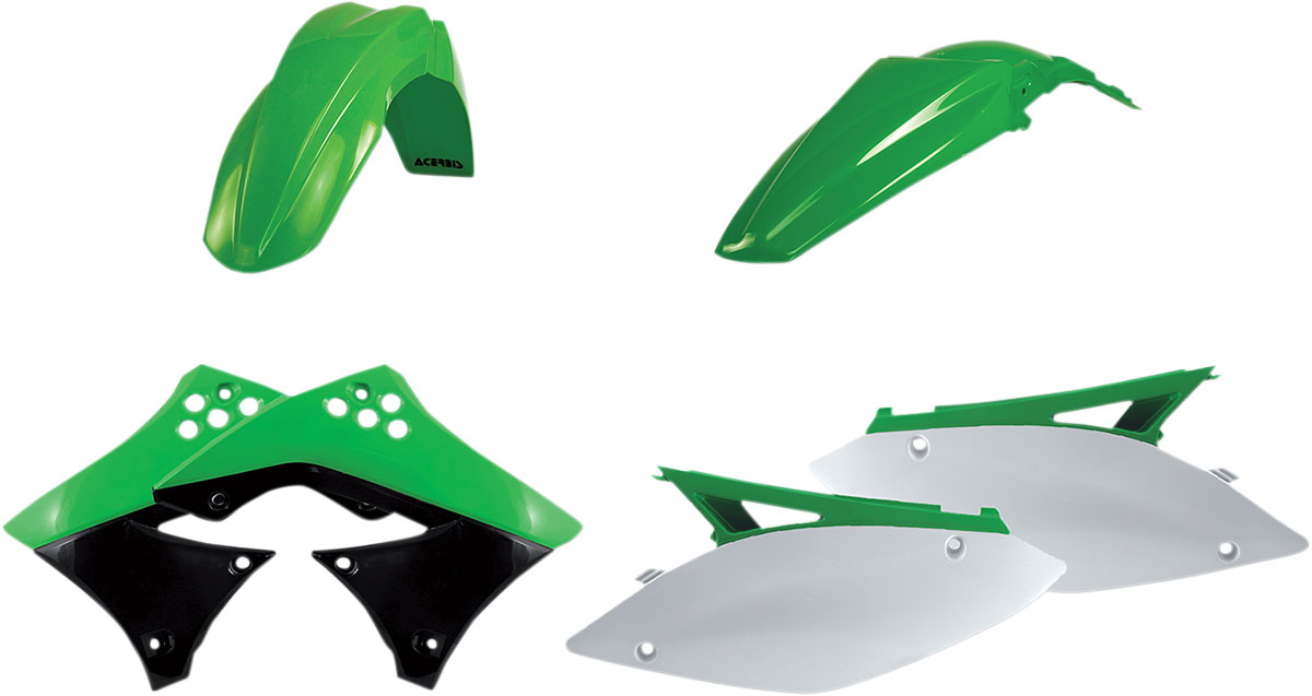 ACERBIS Standard Plastic Kit (Green OEM '09)
