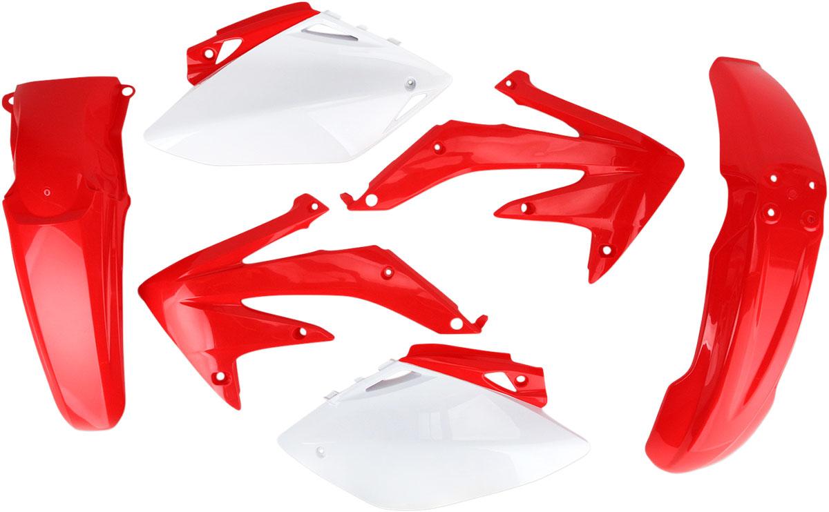 ACERBIS Standard Plastic Kit (Red OEM '06)