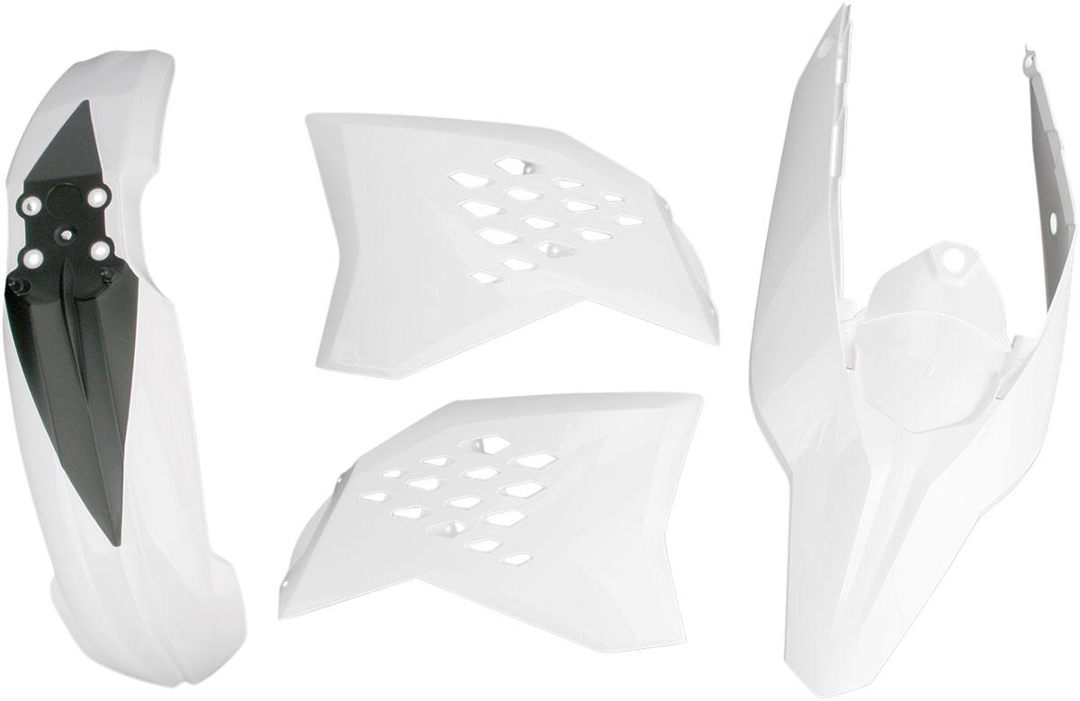 ACERBIS Standard Plastic Kit (White)