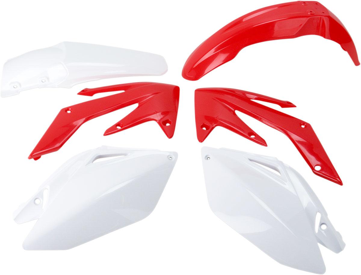 ACERBIS Standard Plastic Kit (Red OEM '09)