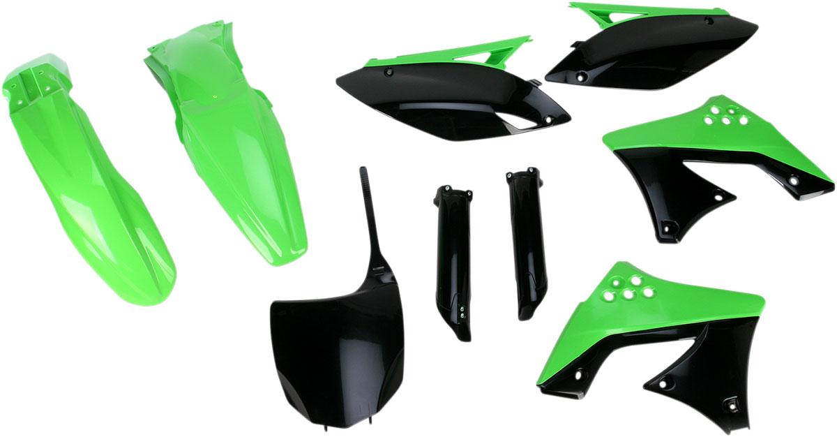 ACERBIS Full Plastic Kit (Green OEM '09)