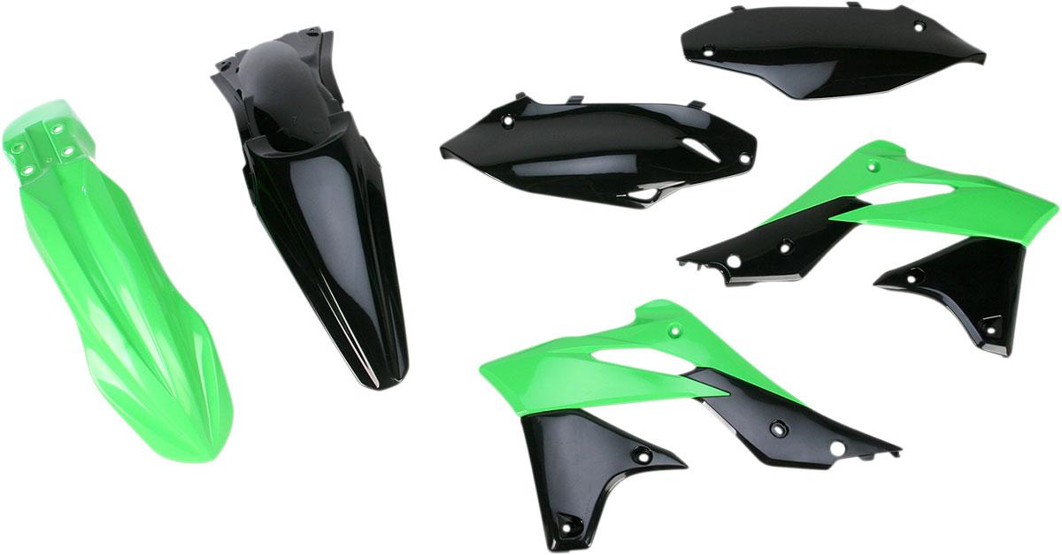 ACERBIS Standard Plastic Kit (Green OEM '13)