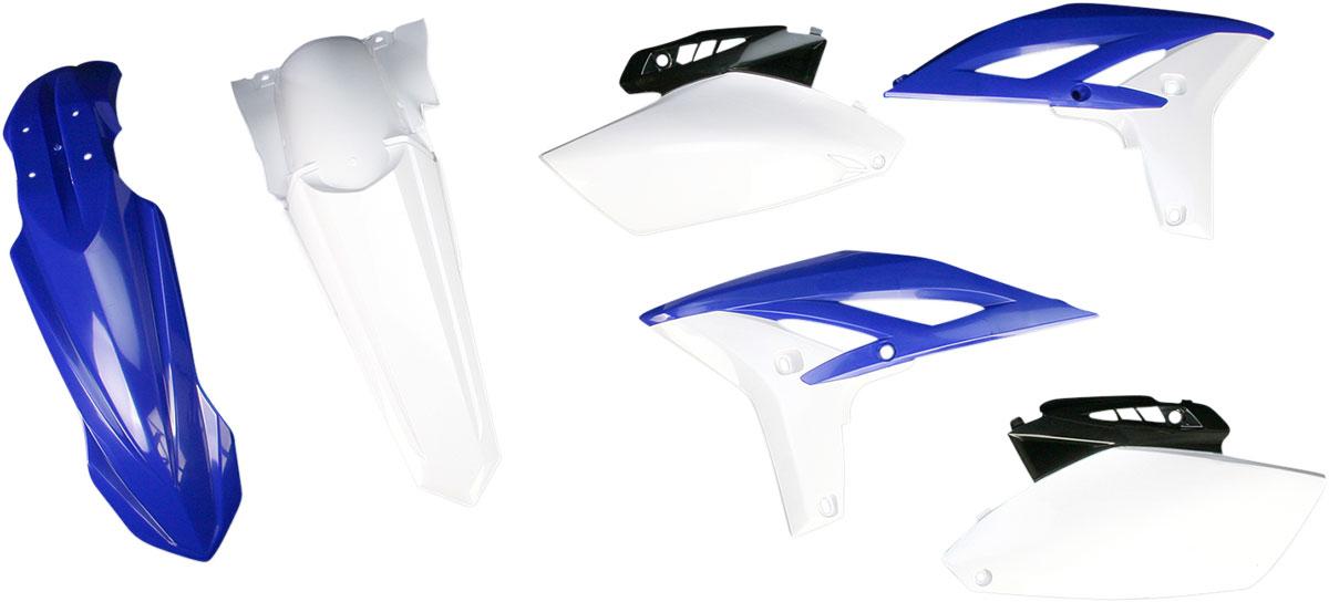ACERBIS Standard Plastic Kit (Blue OEM '13)
