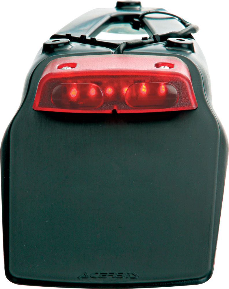 ACERBIS Offroad LED Taillight (Black)
