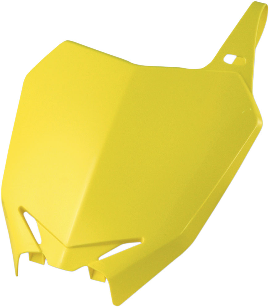 ACERBIS Front Number Plate (Yellow)