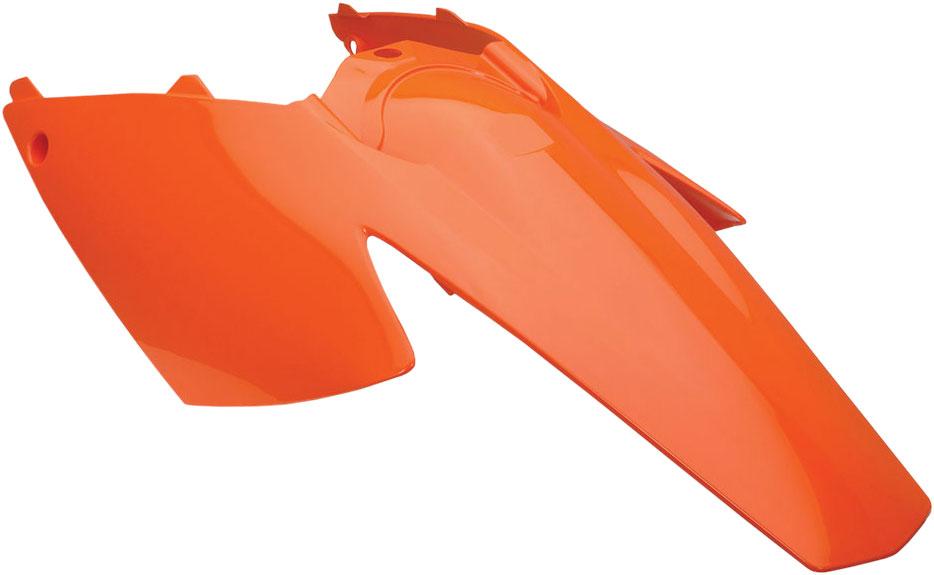 ACERBIS Rear Fender/Side Cowling (Orange)