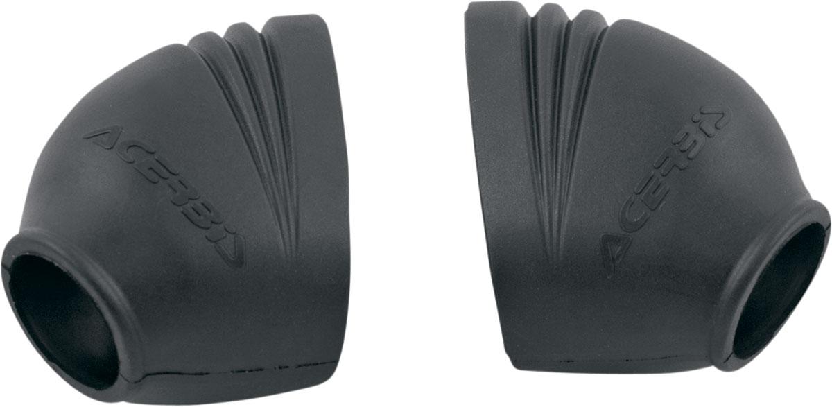 ACERBIS Foot Peg Covers (Black)