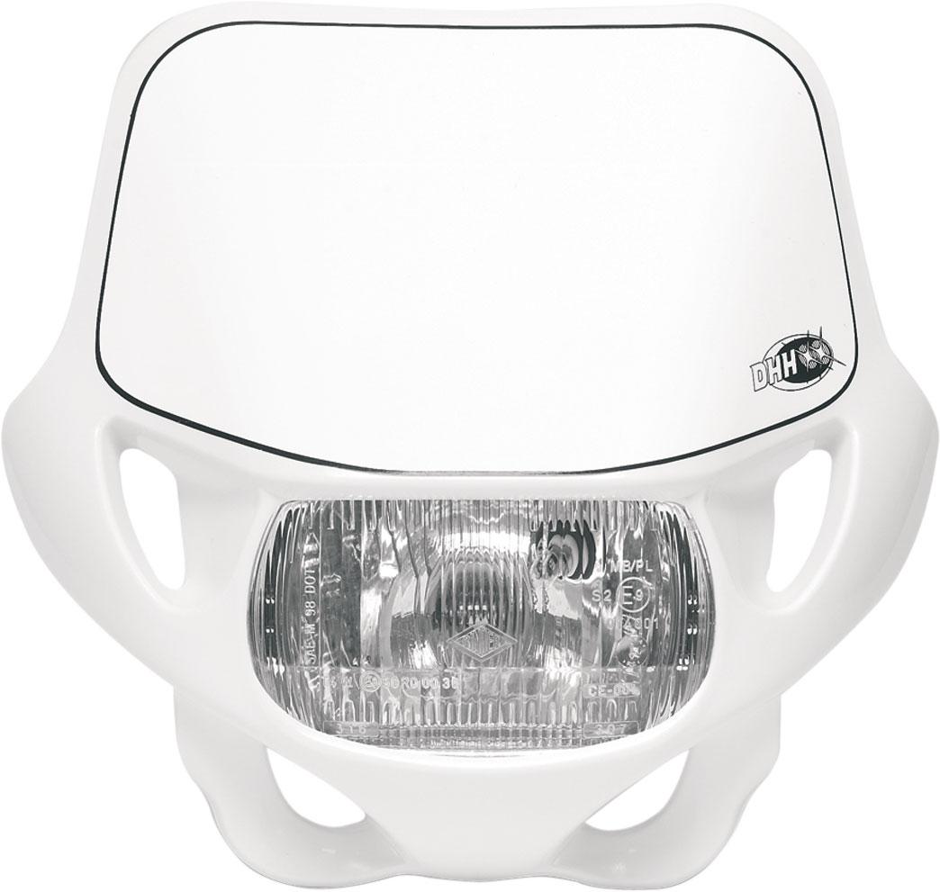 ACERBIS DHH CE/DOT Certified Headlight (White)