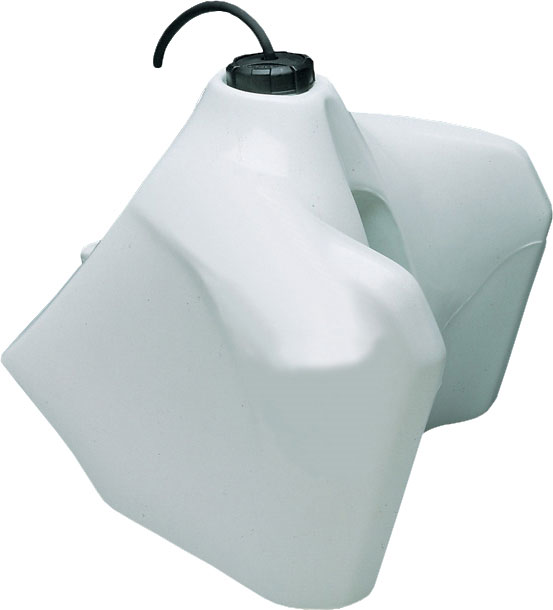 ACERBIS Large Capacity Fuel Tank 5.8 Gallon (White)