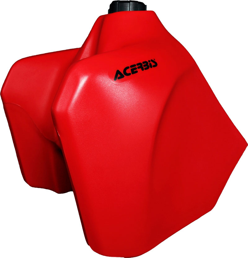 ACERBIS Large Capacity Fuel Tank 5.8 Gallon (Red)