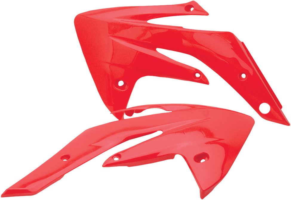 ACERBIS Radiator Shrouds/Covers (Red)