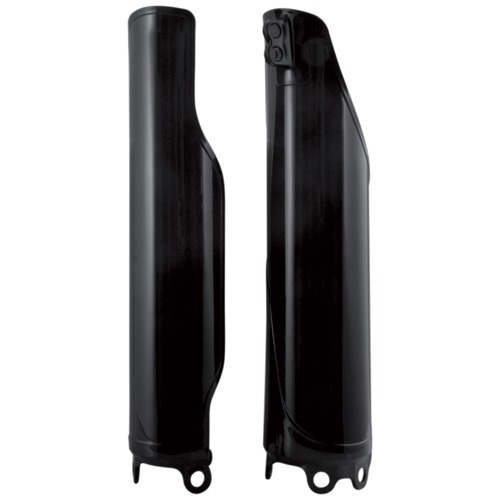 ACERBIS Lower Fork Cover Set (Black)