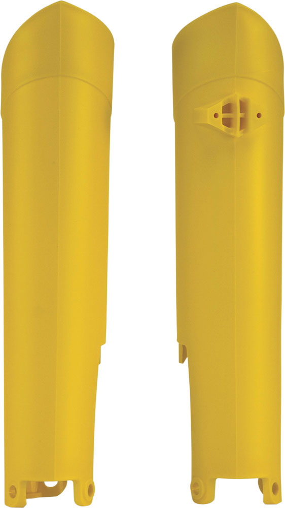 ACERBIS Lower Fork Cover Set (Yellow)