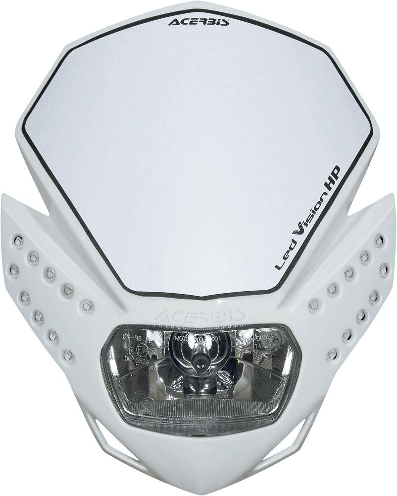 ACERBIS LED Vision HP Headlight (White)