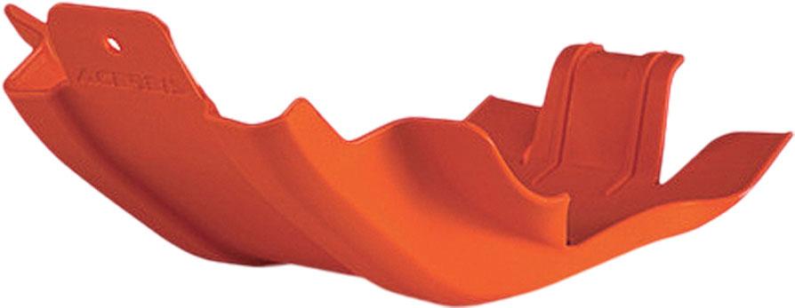 ACERBIS MX Skid Plate (Orange)